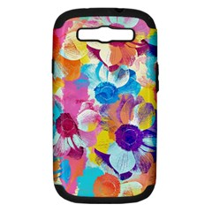 Anemones Samsung Galaxy S Iii Hardshell Case (pc+silicone)