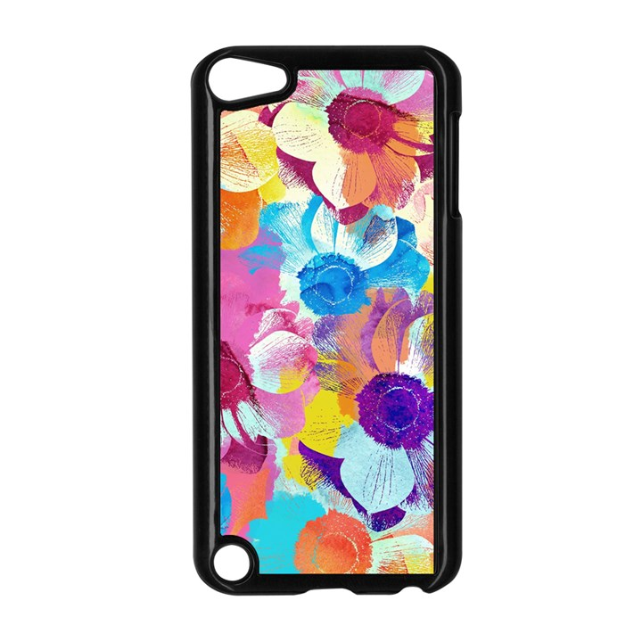 Anemones Apple iPod Touch 5 Case (Black)