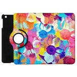 Anemones Apple iPad Mini Flip 360 Case Front