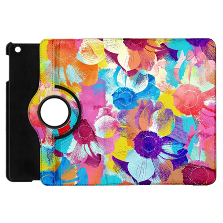 Anemones Apple iPad Mini Flip 360 Case