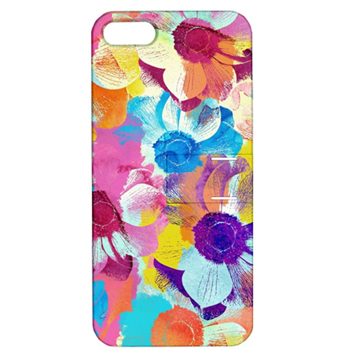 Anemones Apple iPhone 5 Hardshell Case with Stand