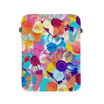 Anemones Apple iPad 2/3/4 Protective Soft Cases Front