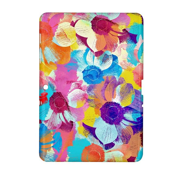 Anemones Samsung Galaxy Tab 2 (10.1 ) P5100 Hardshell Case