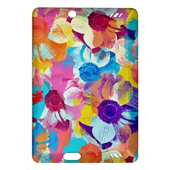 Anemones Amazon Kindle Fire Hd (2013) Hardshell Case by DanaeStudio
