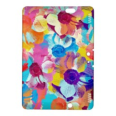 Anemones Kindle Fire Hdx 8 9  Hardshell Case by DanaeStudio