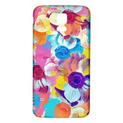 Anemones Samsung Galaxy S5 Back Case (white) by DanaeStudio
