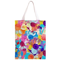 Anemones Classic Light Tote Bag by DanaeStudio