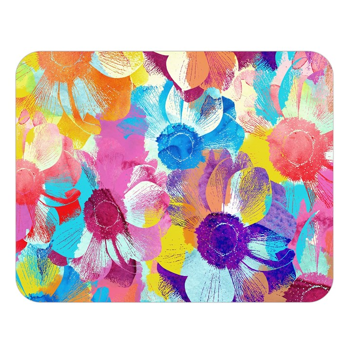 Anemones Double Sided Flano Blanket (Large)