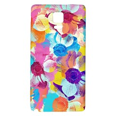 Anemones Galaxy Note 4 Back Case by DanaeStudio
