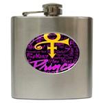 Prince Poster Hip Flask (6 oz)