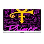 Prince Poster Business Card Holders