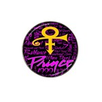 Prince Poster Hat Clip Ball Marker