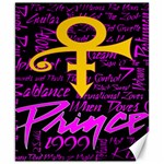 Prince Poster Canvas 8  x 10