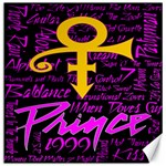 Prince Poster Canvas 12  x 12