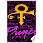 Prince Poster Canvas 12  x 18