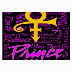 Prince Poster Large Glasses Cloth (2-Side)