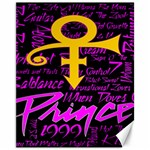 Prince Poster Canvas 11  x 14