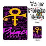 Prince Poster Multi-purpose Cards (Rectangle)