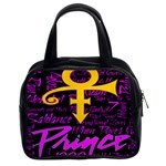 Prince Poster Classic Handbags (2 Sides)