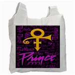 Prince Poster Recycle Bag (One Side)