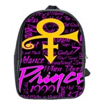 Prince Poster School Bags(Large)