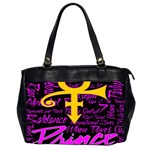 Prince Poster Office Handbags (2 Sides)