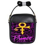 Prince Poster Girls Sling Bags