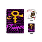 Prince Poster Playing Cards (Mini)