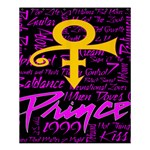 Prince Poster Shower Curtain 60  x 72  (Medium)