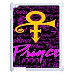 Prince Poster Apple iPad 2 Case (White)