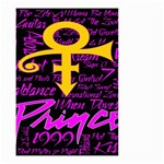 Prince Poster Small Garden Flag (Two Sides)