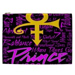 Prince Poster Cosmetic Bag (XXL)