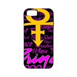 Prince Poster Apple iPhone 5 Classic Hardshell Case (PC+Silicone)