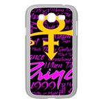 Prince Poster Samsung Galaxy Grand DUOS I9082 Case (White)