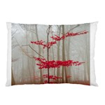 Magic forest in red and white Pillow Case (Two Sides) Back