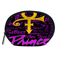 Prince Poster Accessory Pouches (medium)  by Onesevenart