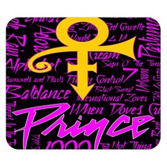 Prince Poster Double Sided Flano Blanket (small)  by Onesevenart