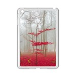 Magic forest in red and white iPad Mini 2 Enamel Coated Cases Front