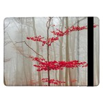 Magic forest in red and white Samsung Galaxy Tab Pro 12.2  Flip Case Front