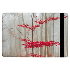 Magic Forest In Red And White Ipad Air Flip by wsfcow
