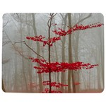 Magic forest in red and white Jigsaw Puzzle Photo Stand (Rectangular) Front