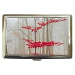 Magic Forest In Red And White Cigarette Money Cases Front