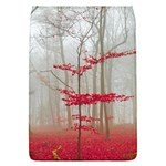 Magic Forest In Red And White Flap Covers (L)  Front