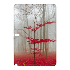 Magic Forest In Red And White Samsung Galaxy Tab Pro 10 1 Hardshell Case by wsfcow