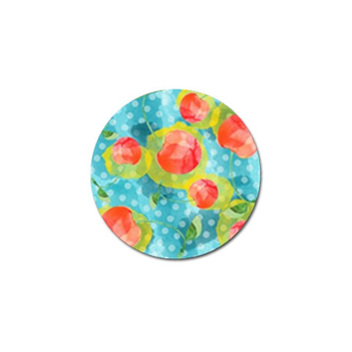 Red Cherries Golf Ball Marker (4 pack)