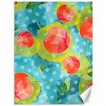 Red Cherries Canvas 36  x 48