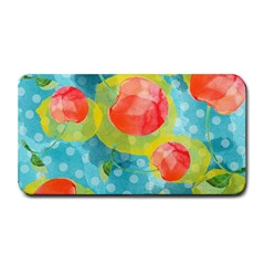 Red Cherries Medium Bar Mats by DanaeStudio