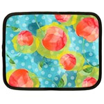 Red Cherries Netbook Case (Large) Front
