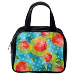 Red Cherries Classic Handbags (2 Sides) Back