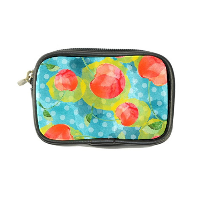 Red Cherries Coin Purse